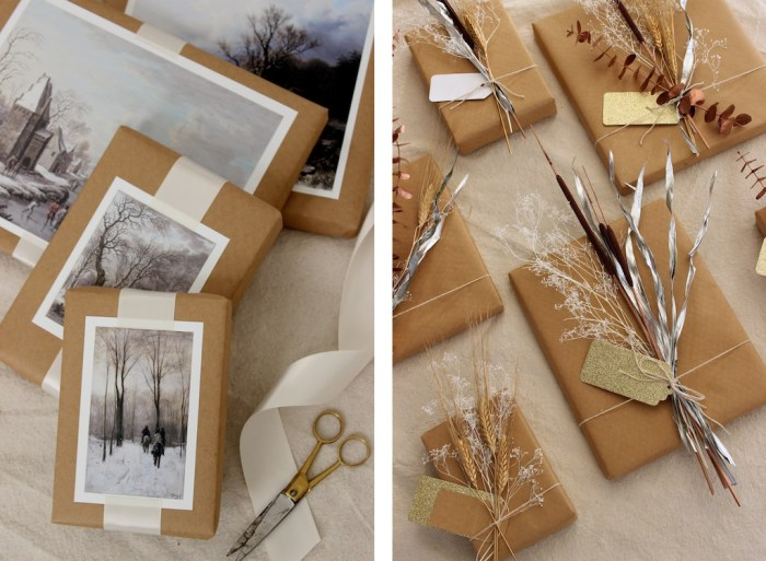 envoltura regalos navidad ejemplos 12