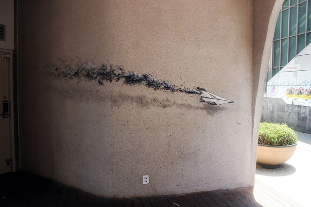 El Street Art de Pejac 3