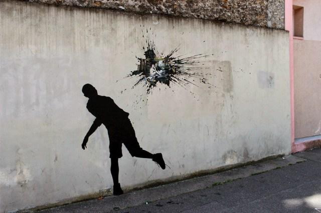 El Street Art de Pejac 5