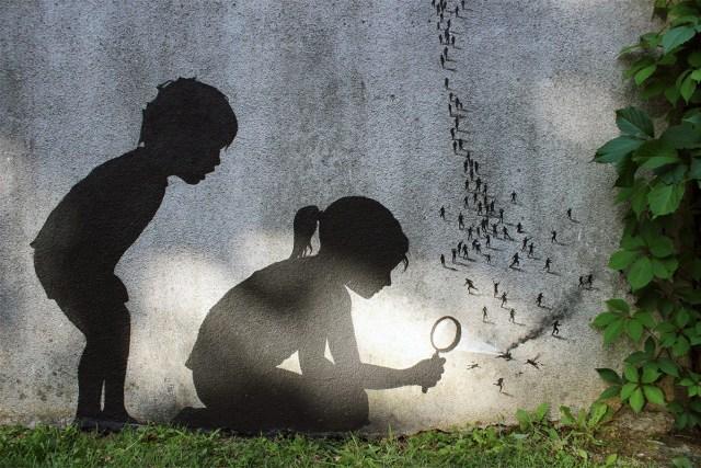 El Street Art de Pejac 6
