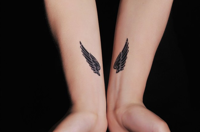 tatuaje alas 2