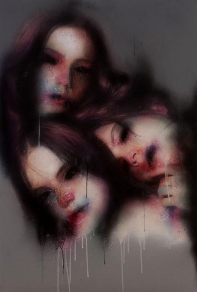 Dolor - Pinturas de Marco Rea 6