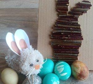 Lavoretti Pasqua facili: 5 idee creative