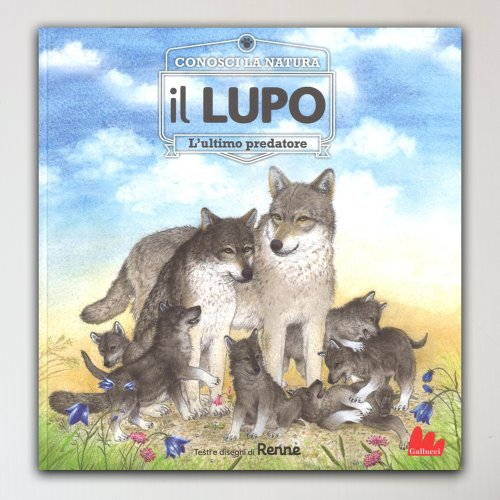libro bambini lupo