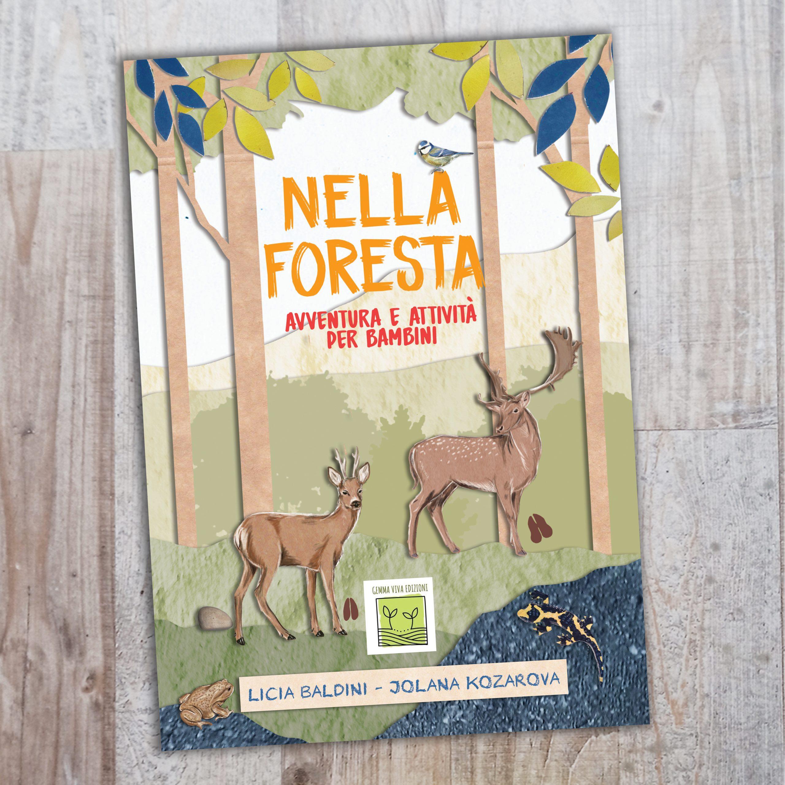 libro foresta bambini