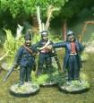 NZ Wars staff