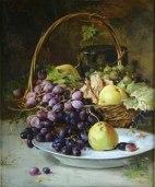 Theodor Aman, Coş cu fructe