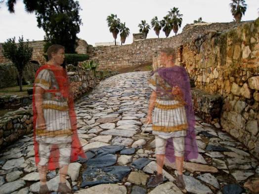 Resultado de imagen para calzada romana