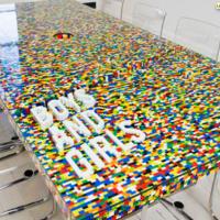 D.I.Y. - Mesa de Lego