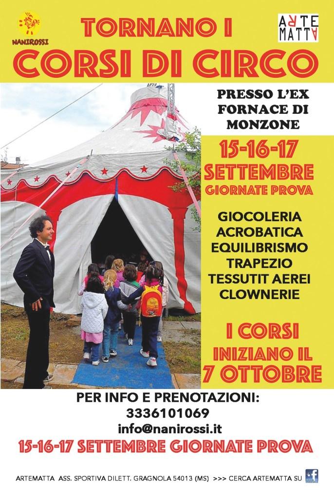corsi circo2015