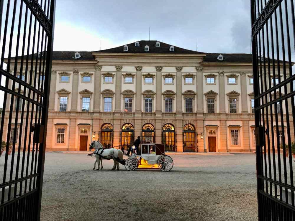 Liechtenstein Garden Palace, Vienna Rossau