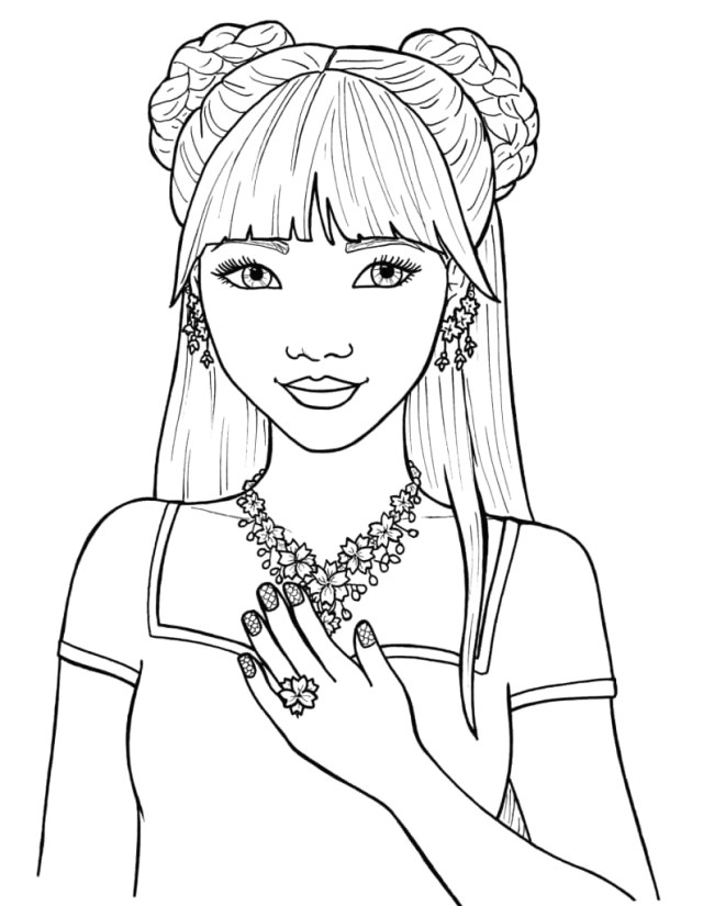 Coloring Pages for Girls 30 and Up