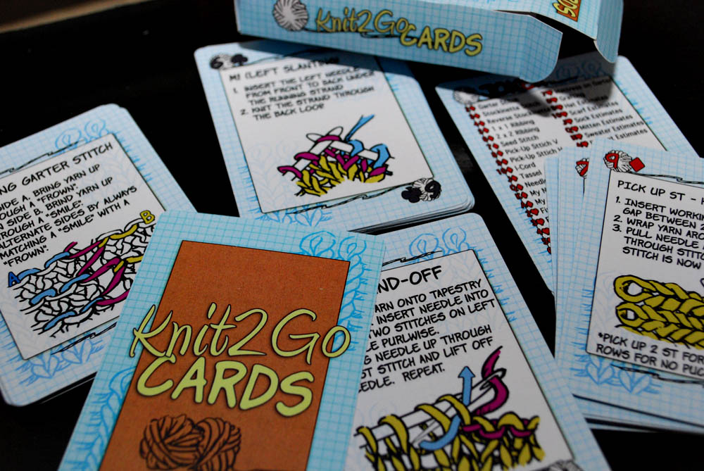 Again, More Cards