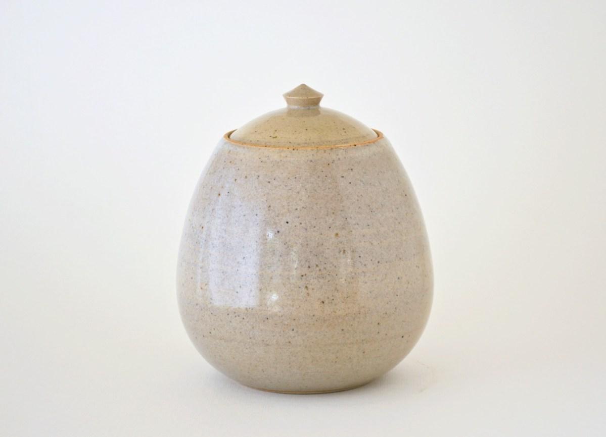 Artemis Helicon urne grijs 1 liter