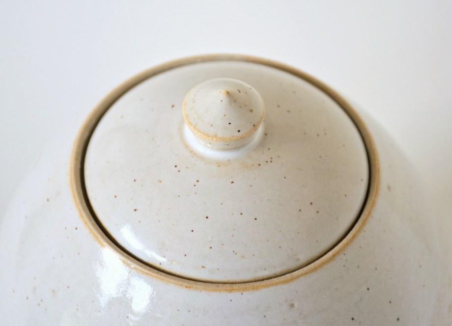Artemis Helicon urne wit 1 liter
