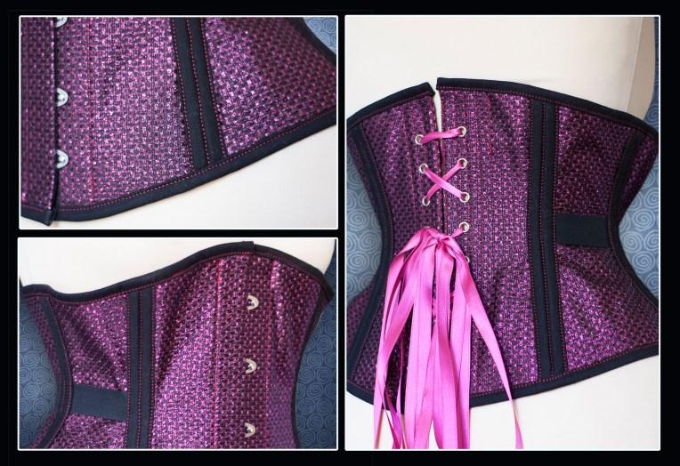 details pink lurex