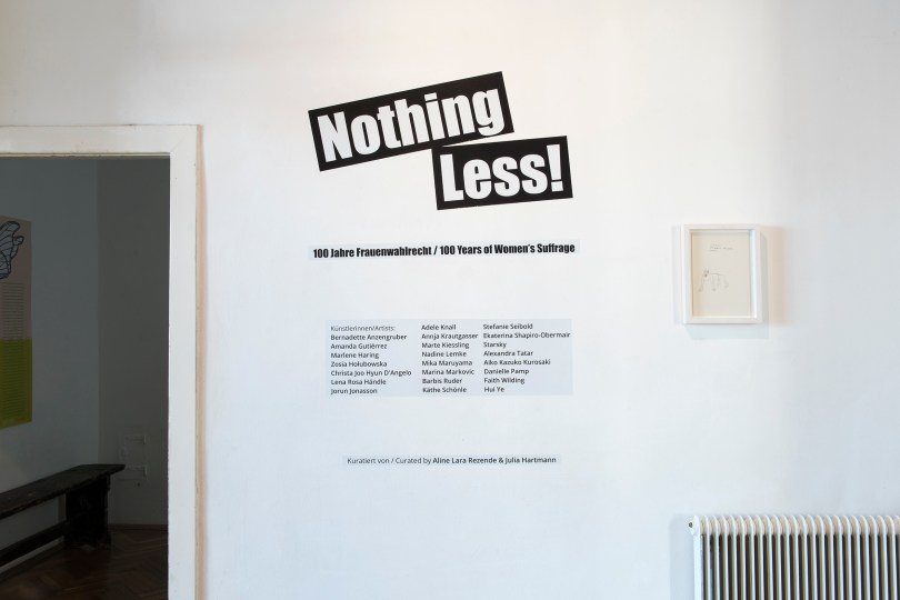 Nothing Less, VBKÖ