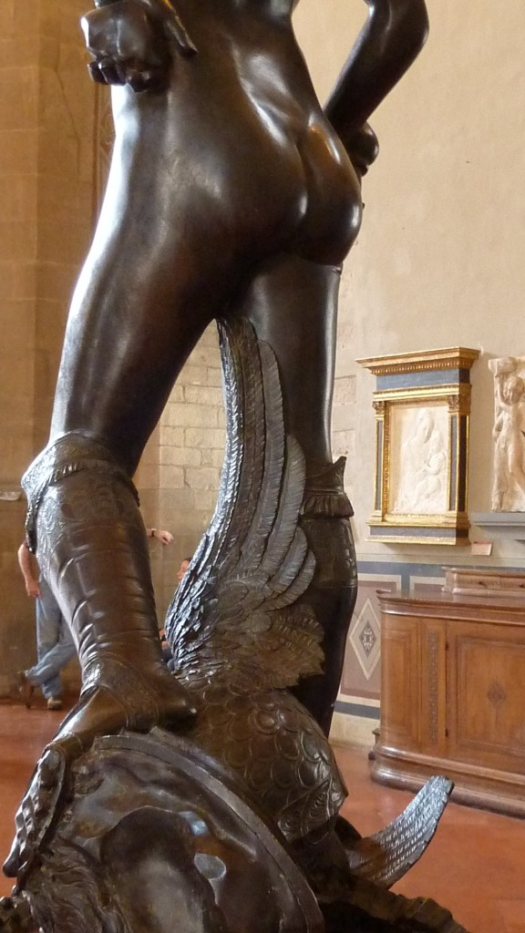 Donatello, David, ca. 1440