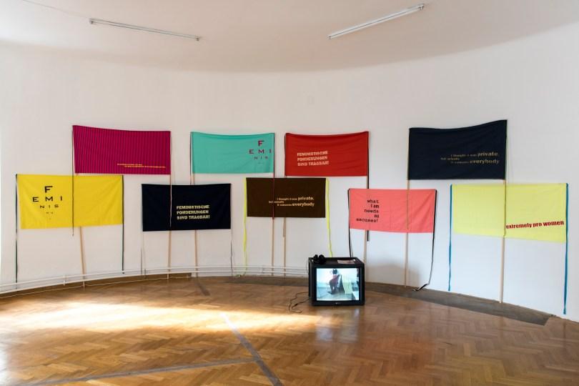 Künstlerinnenkollektive a room of ones own