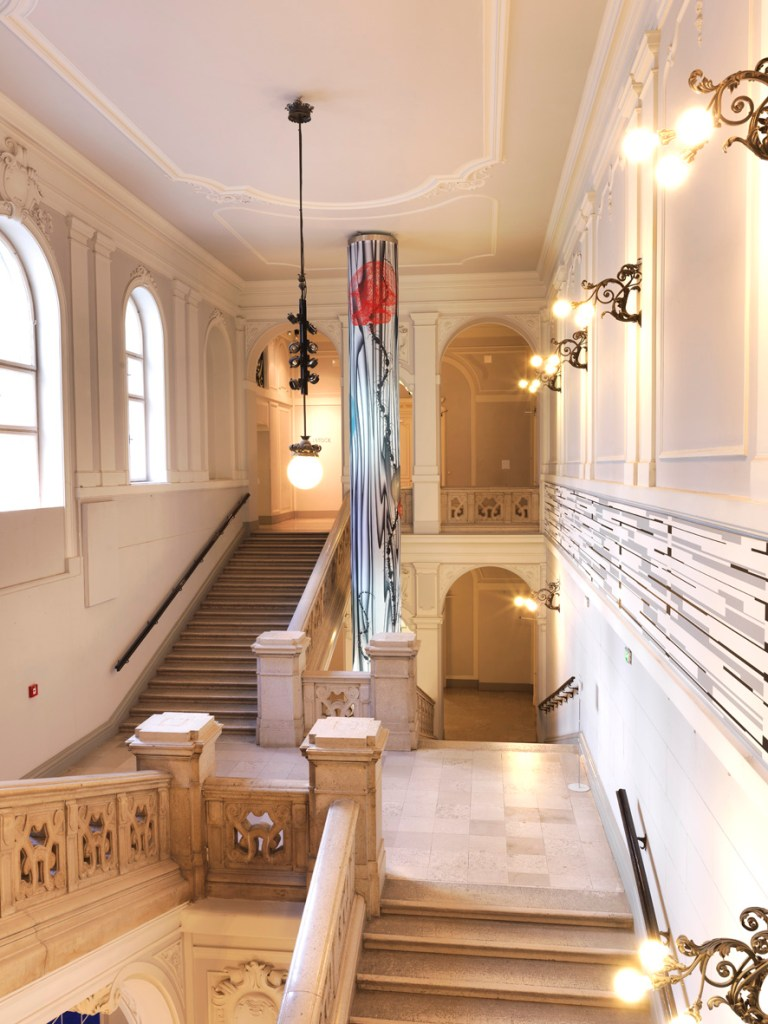 Dorotheum Stiegenaufgang