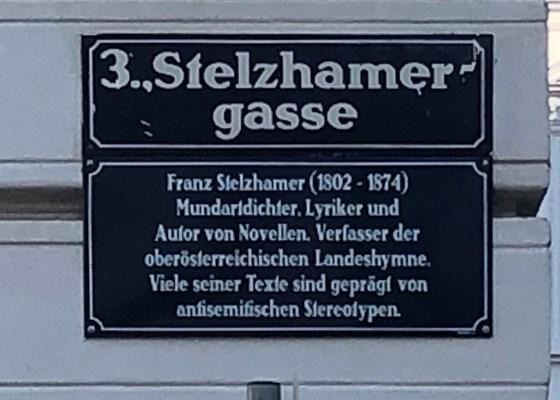 Stelzhamergasse, Wien, Foto: NiS