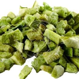 Πράσινη πιπεριά flakes