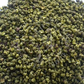 Πράσινο πιπέρι σπυρί
