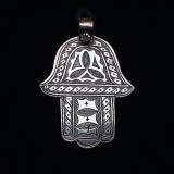 Sterling Silver Hand of Fatima