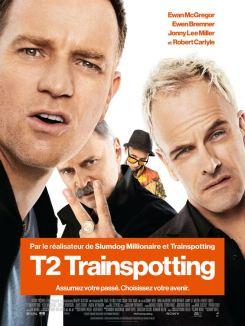 Trainspotting 2 - affiche