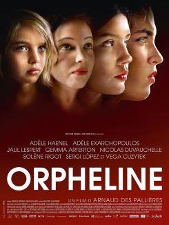 Orpheline - Affiche