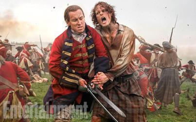 Outlander Stills saison 3 - Black Jack et Jamie