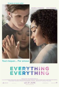 Everything, Everything - Affiche