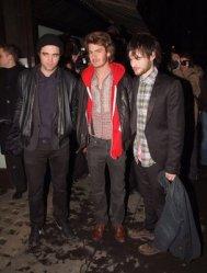 Rob et ses amis