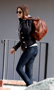 Kristen à L.A le 15/03/09