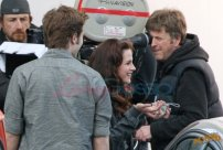NEW MOON LES PHOTOS DU TOURNAGE