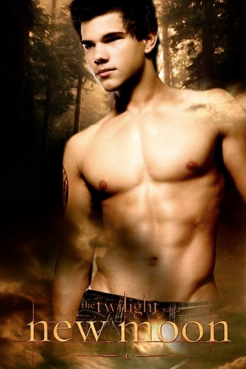 JACOB BLACK DANS NEW MOON- FANMADE