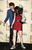 TWILIGHT- LES PHOTOS SOUVENIRS DES MTV MOVIE AWARD !