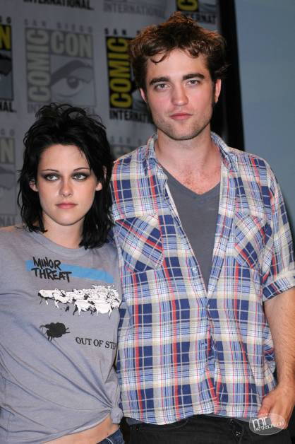 COMIC CON- PHOTOS DU PANEL DE NEW MOON