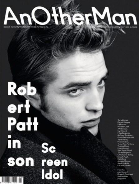 """ROBERT PATTINSON DANS """"ANOTHER MAN"""" D'OCTOBRE !"""