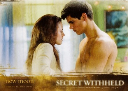 NEW MOON- TRADING CARDS PREVIEWS !!