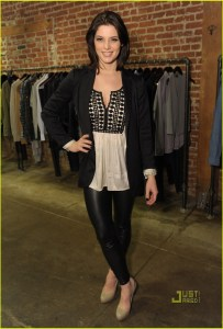Actress Ashley Greene attends Todd DiCiurcio: Heartstrings Hosted By Ed Westwick At Confederacy And Sponsored By Rag&Bone at Confederacy on October 24, 2009 in Los Angeles, California.