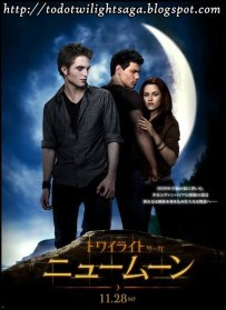 NEW MOON DANS LE MONDE !! JAPON POSTER 2