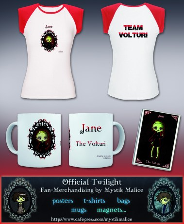 "LA ""TWILIGHT"" BOUTIQUE DE MISTIK MALICE- Packaging_Jane"