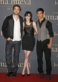 NEW MOON PROMO À MADRID- LE PHOTOCALL !!