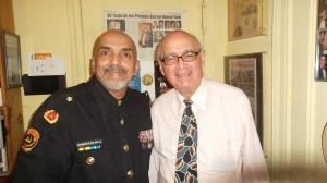 HLR y Fernando Campos