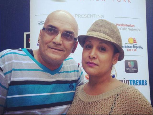 HLR y Maite Bonilla