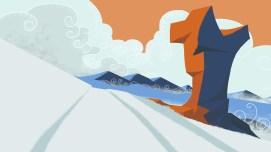 Montaña - prueba