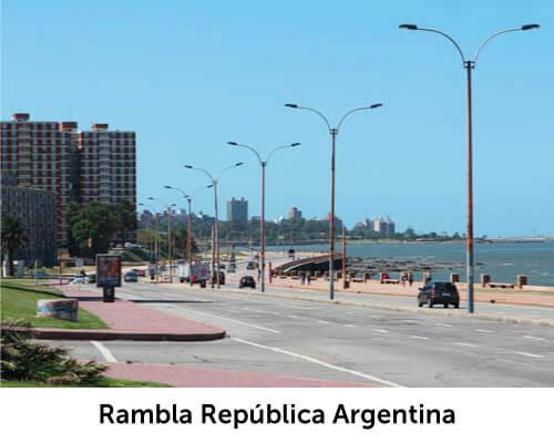 Rambla República Argentina