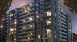 Av. Libertador y Nueva York, 3 Dormitorios, 2 baños, cocina definida, terrazas principal y terraza lavadero