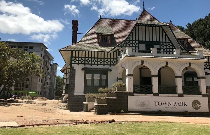 Edificio Town Park - Casona